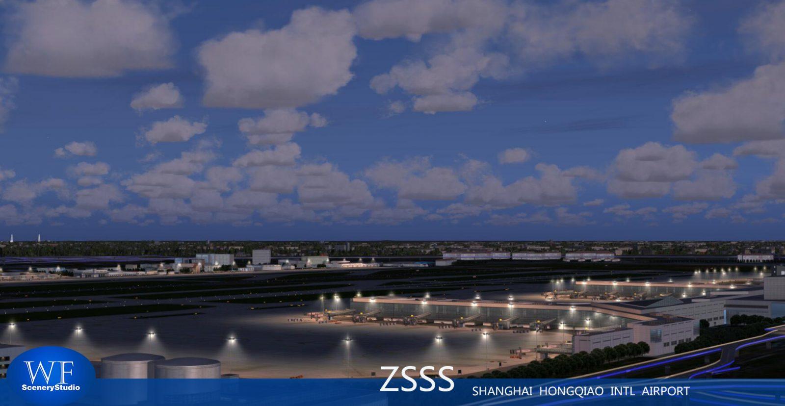 Shanghai Hongqiao International For P3dv4 Released