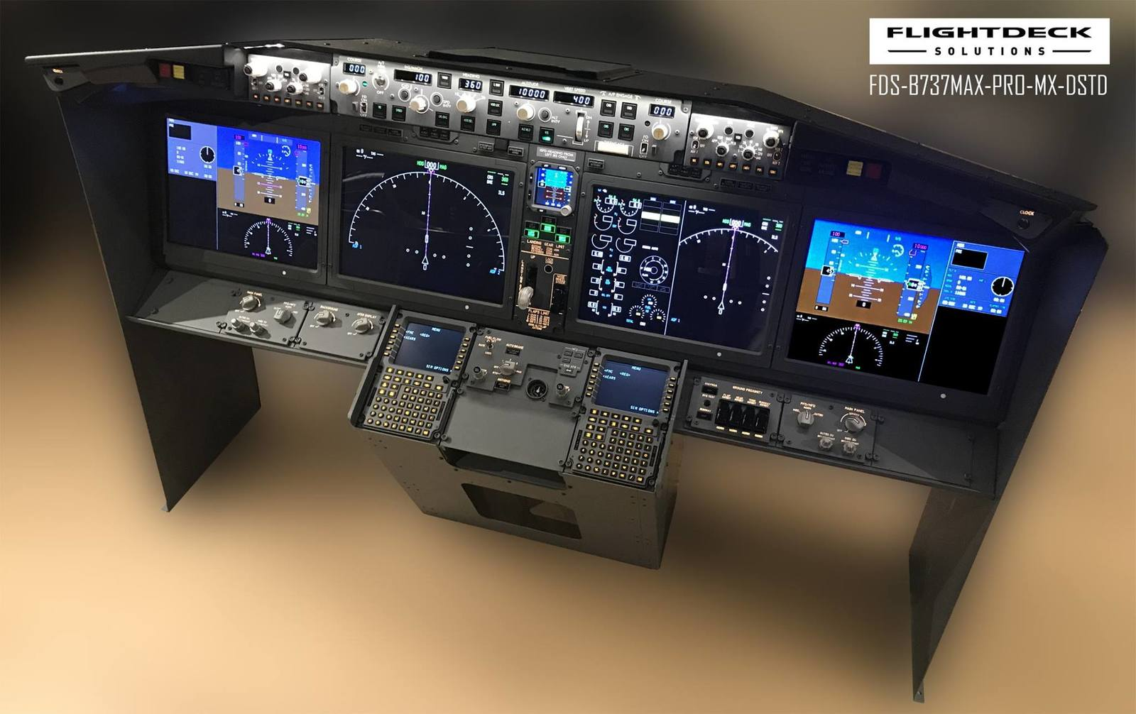 737max Flightdeck Solutions