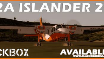 Black Box Islander Aircraft Release 1