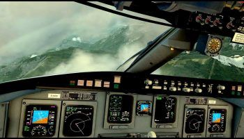 FSX Boxed Flight Simulations Most Popular Approaches Innsbruck Feat Aerosoft CRJ 900