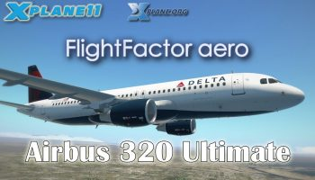 Flight Factor Airbus 320 Ultimate For X Plane 11