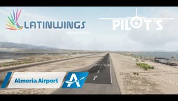 Official Trailer LatinwingsPilots Almeria LEAM AviationLads.com