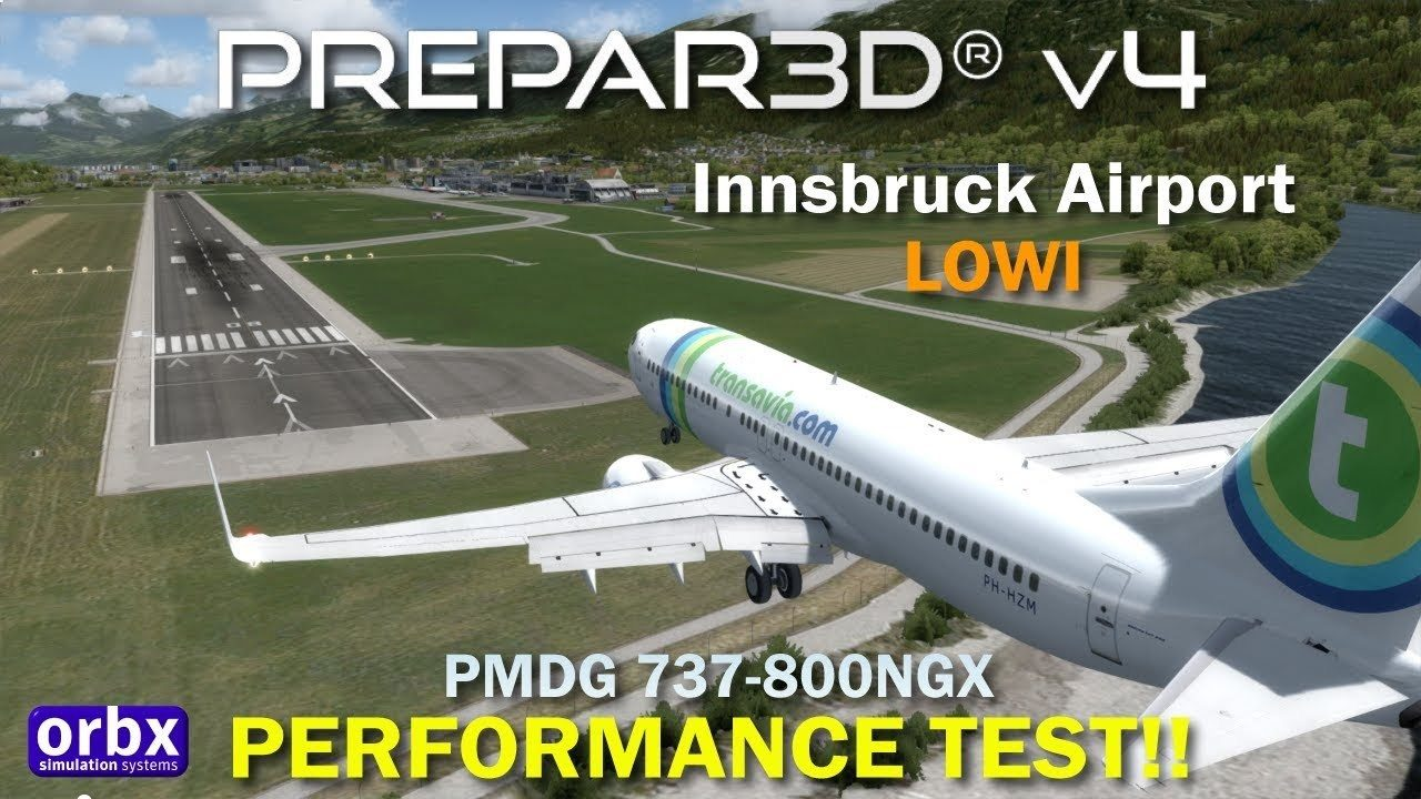 Orbx – Innsbruck Airport (LOWI / INN) – DCTRY