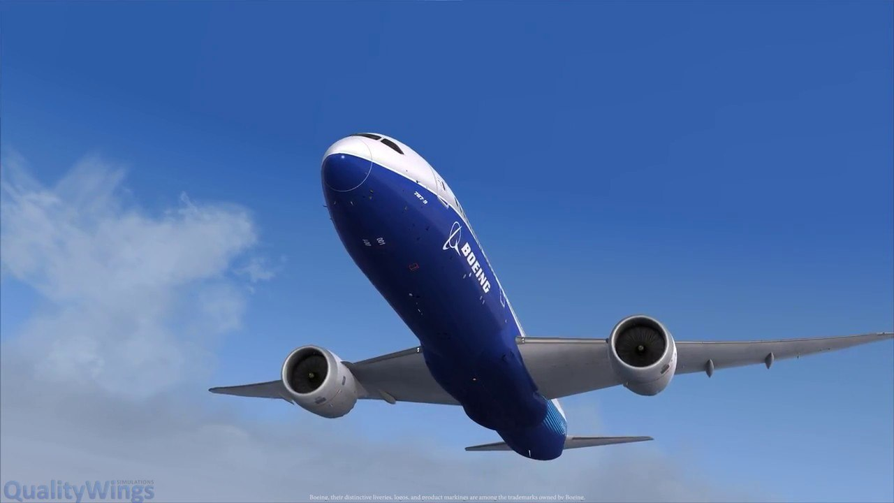 Qualitywings Simulations Releases The Ultimate 787 For Fsx Fselite Wiring Issues