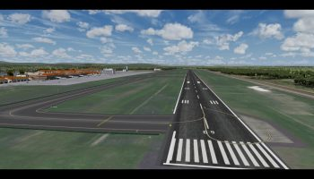 Stinn Creations Cochin International Airport Reloaded FSXP3D. VOCI