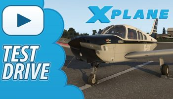 Test Drive Xplane 11 Just Flight Warrior II