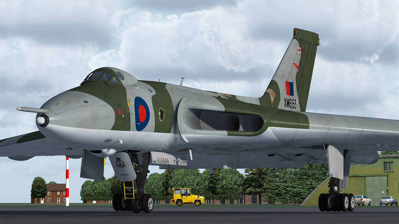 Just Flight Avro Vulcan B Mk2 Previews  FSElite