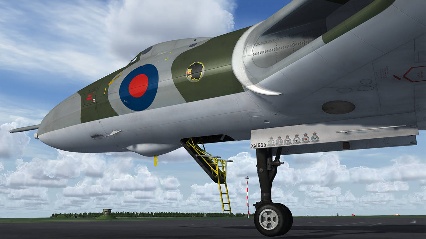 Just Flight Avro Vulcan B Mk2 Previews