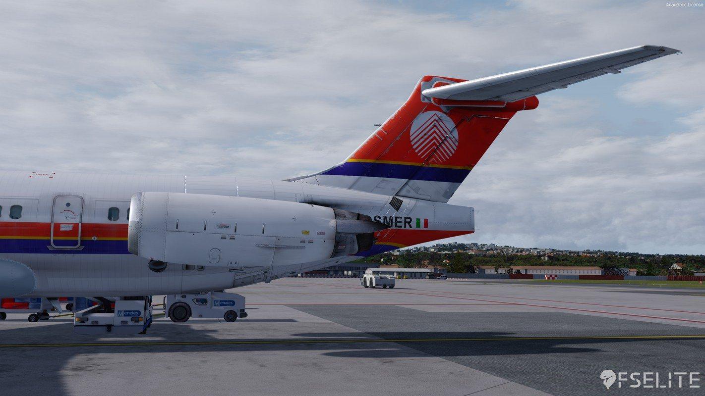 leonardo md80 boarding