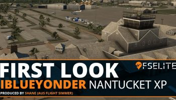 IBlueYonder Nantucket XP The FSElite First Look