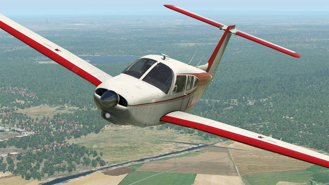 Pa28r Turbo Arrow Iii Iv Xplane 11 26 Ss M 171212142959