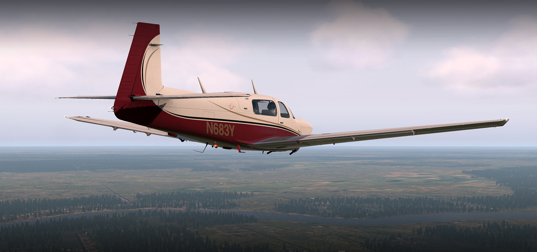 Carenado M20R Ovation for X-Plane 11 Released – FSElite