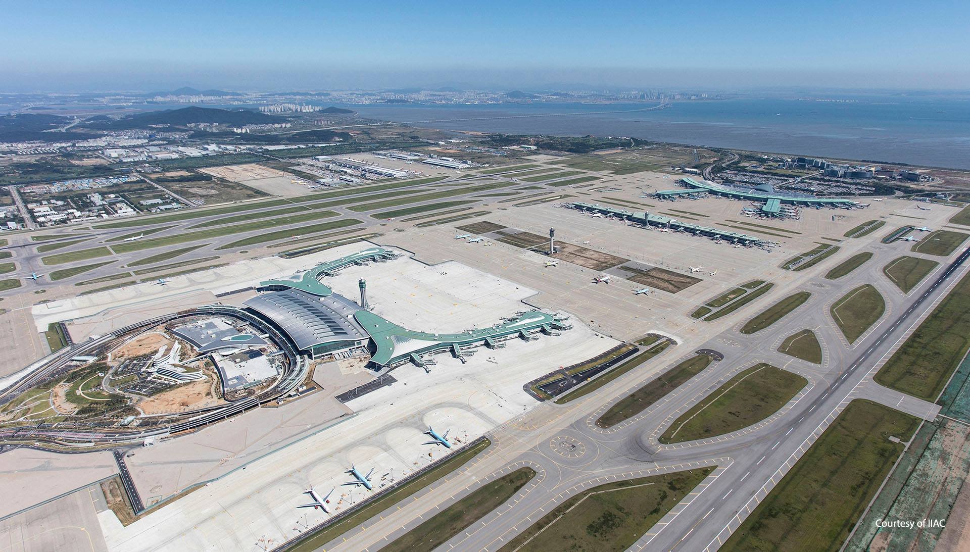 PacSim Announces Seoul Incheon Airport | FSElite