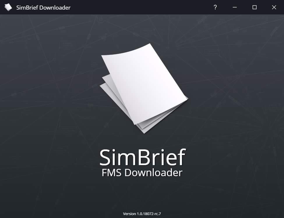 simBrief Releases Downloader Program – FSElite