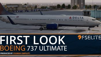 Boeing 737 Ultimate Xplane11 The FSElite First Look