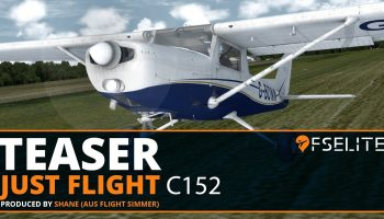 Just Flight C152 The FSElite Teaser