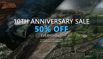 Orbx 50% Off Sale