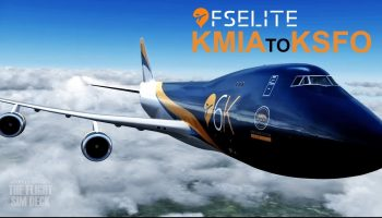 Prepar3D V4 Elite 06 Heavy Ready For Departure PMDG 747 400