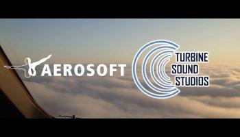 TSS Aerosoft Airbus Professional P3D Sound Demo