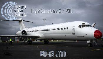 TSS MD 8X Pilot Edition FSX P3D