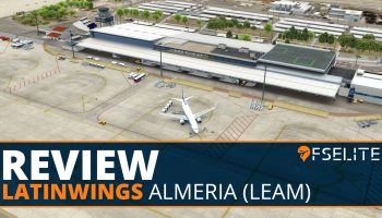 Latinwings Almeria