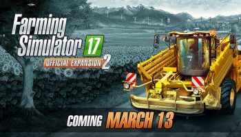 FS17 ROPA DLC AND OFFICIAL EXPANSION 2 COMING SOON