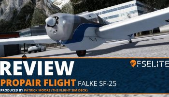 Propair Flight SF25 Falke The FSElite Review