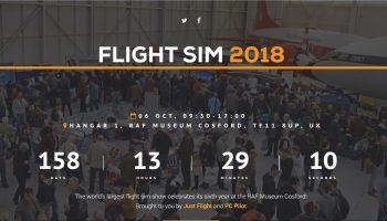 Flight Sim Show 2018