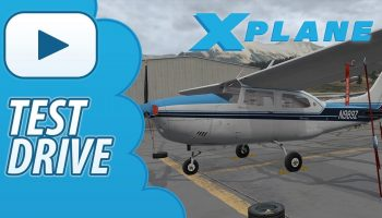 Test Drive Careando CT210M Centurion With REP PACK Xplane 11