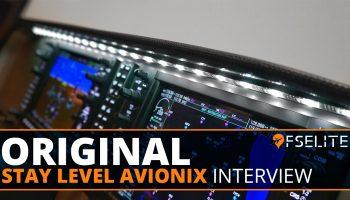 Original Stay Level Avionix Interview