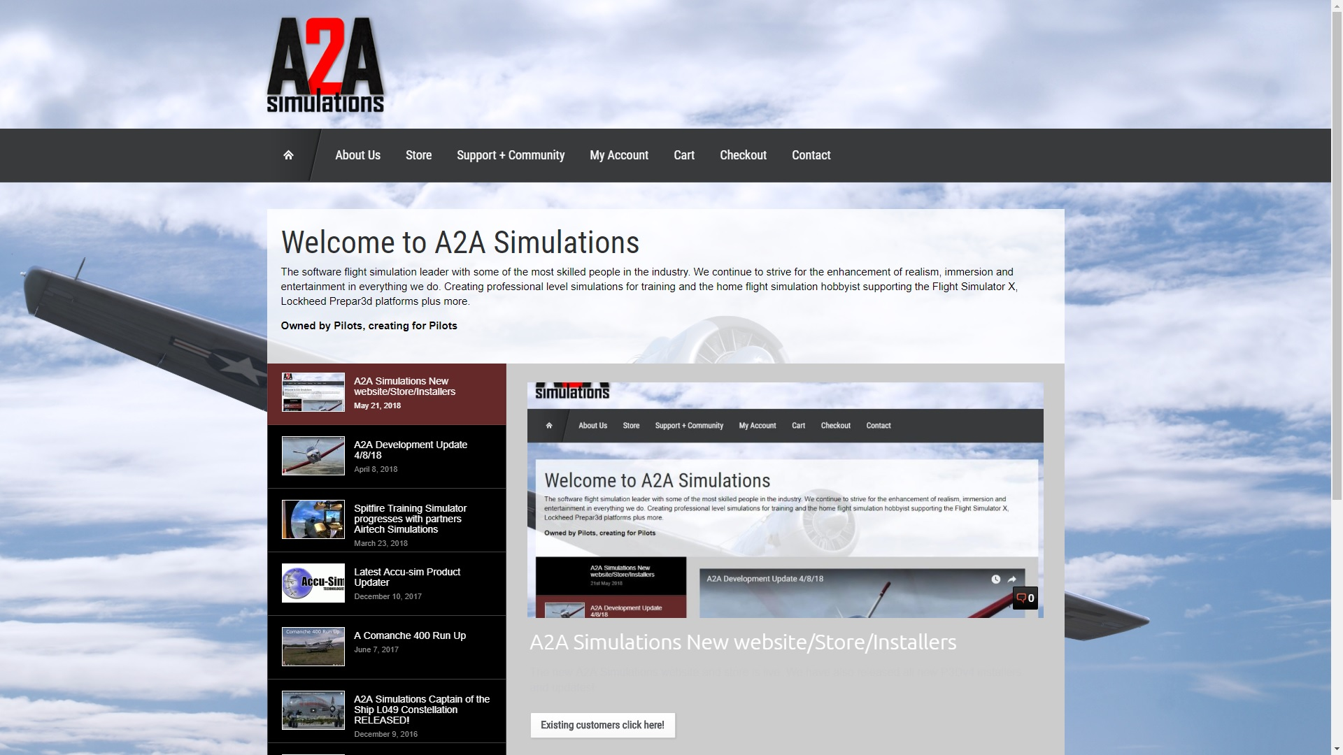 A2A New Store And Site 01