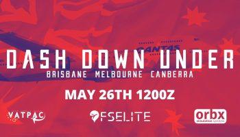 Dash Down Under Fselite Event