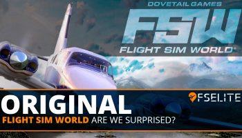 Flight Sim World Are We Surprised