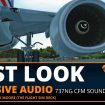 Immersive Audio 737NG CFM Immersion Soundpack HD The FSElite First Look 1