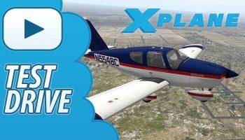 Test Drive Just Flight TB 10 Tobago TB 20 Trinidad X Plane 11