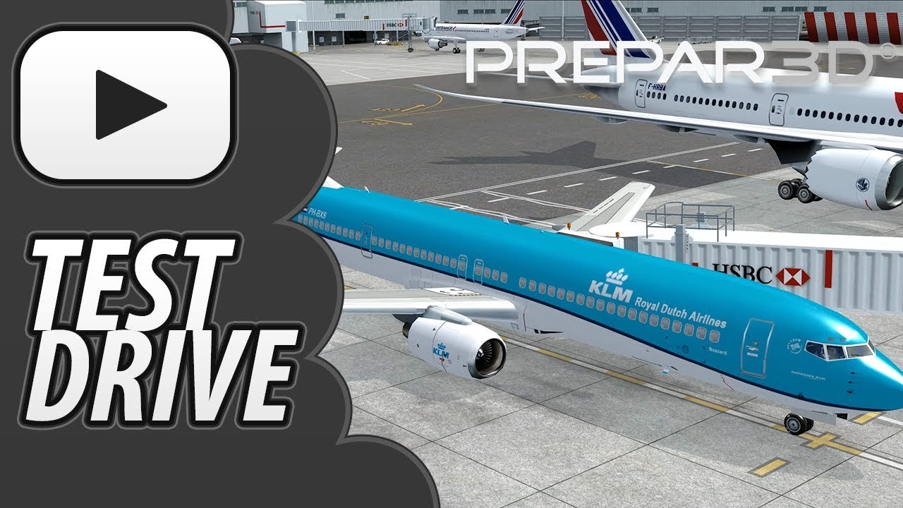 Test Drive Just Flight Traffic Global Prepar3D V4