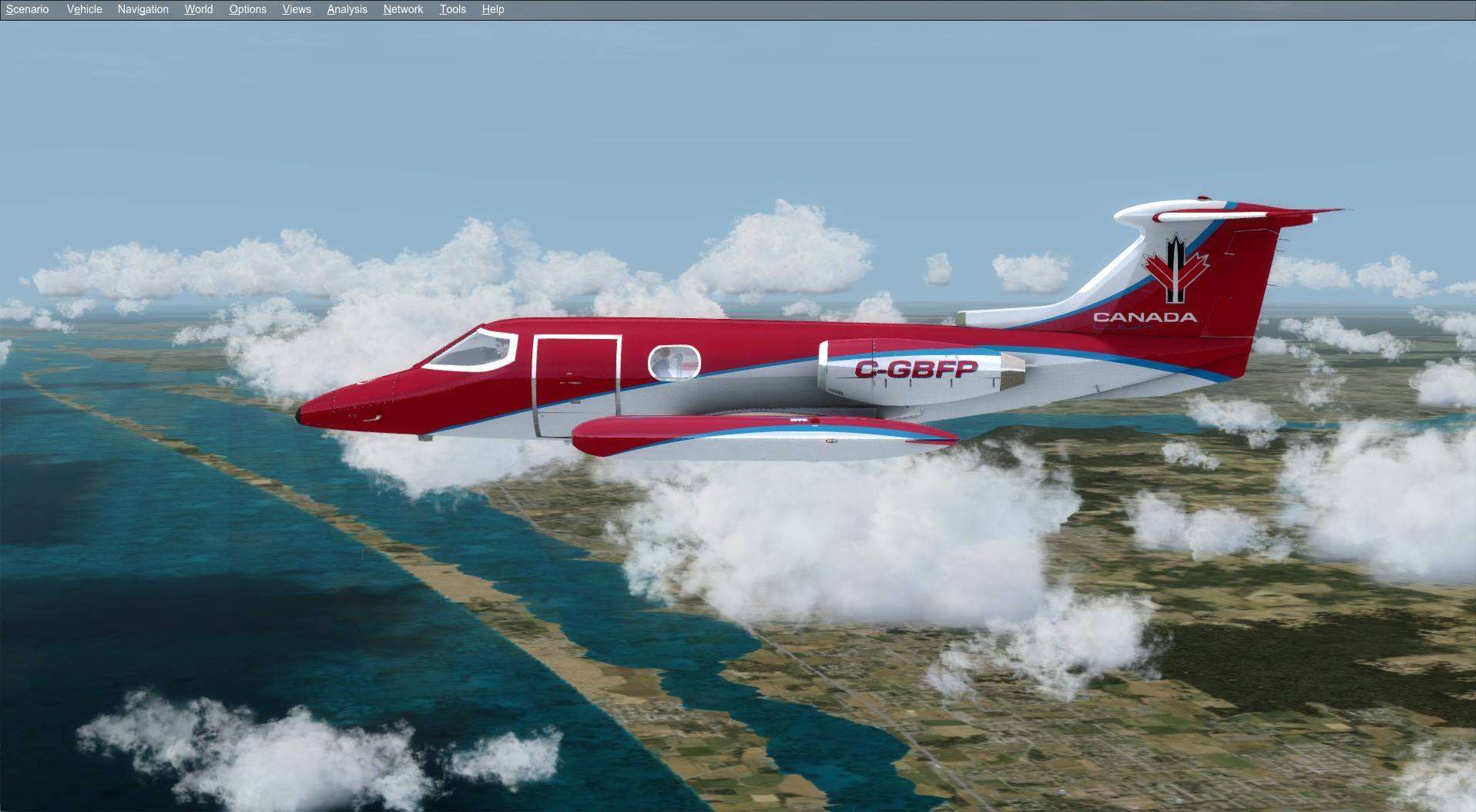 Lionheart Creations Learjet 2