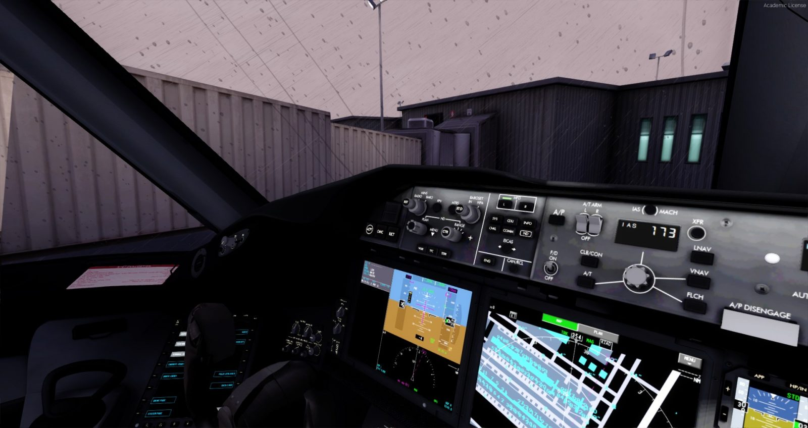 QualityWings Simulation Ultimate 787 Released for P3D V4