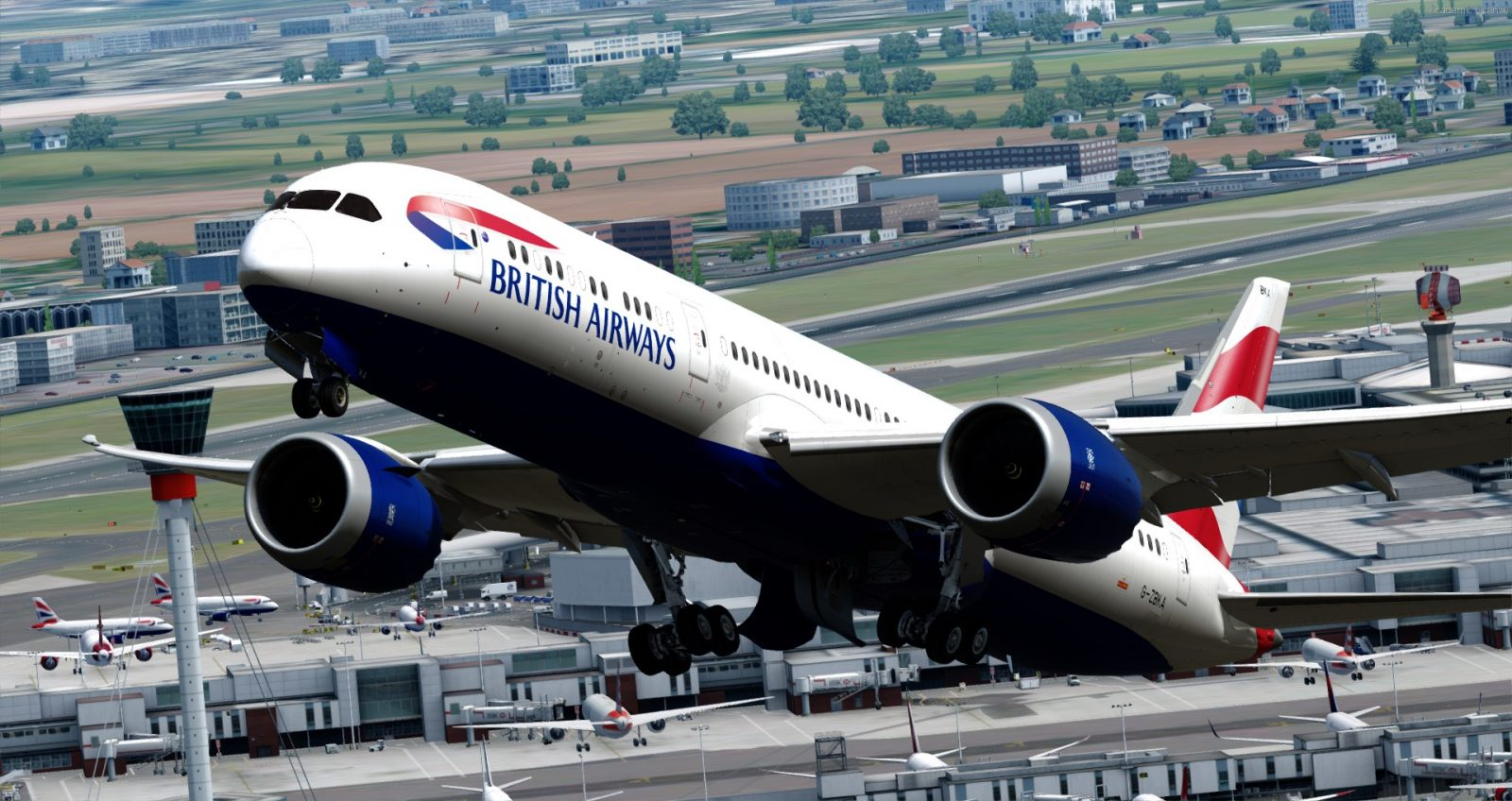 QualityWings 787 Version 1 1 2 Released – FSElite