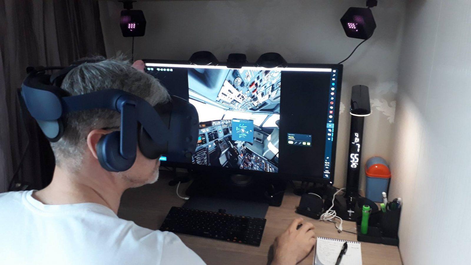 JARDesign Previews VR Compatible Ground Handling v4 Plugin