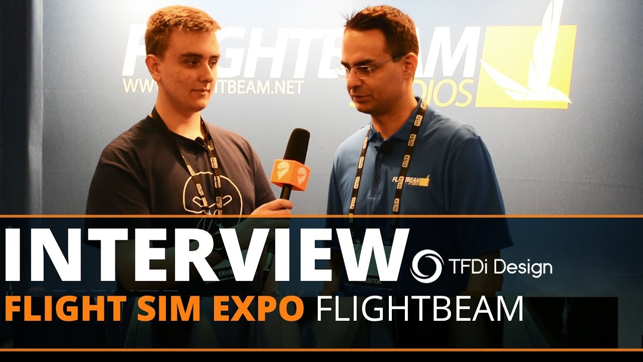 FSElite Flight Sim Expo 2018 Flightbeam Interview