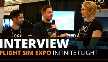 FSElite Flight Sim Expo 2018 Infinite Flight Interview