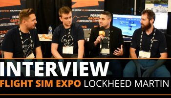 FSElite Flight Sim Expo 2018 Lockheed Martin Interview