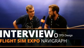 FSElite Flight Sim Expo 2018 Navigraph Interview