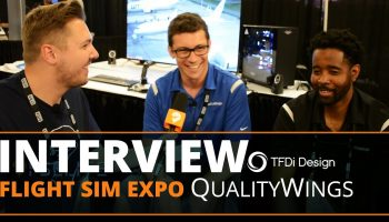 FSElite Flight Sim Expo 2018 QualityWings Interview