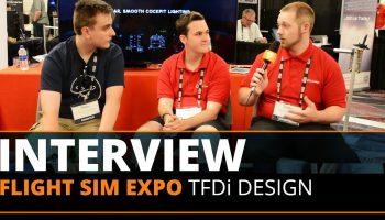 FSElite Flight Sim Expo 2018 TFDi Design Interview