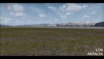 JustSim LTAI Antalya For P3D