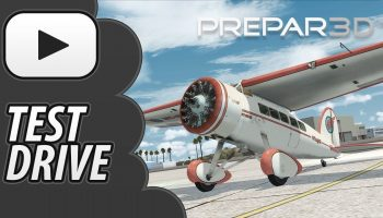 Test Drive Wing42 Lockheed Vega 5 Early Access Prepar3D V4
