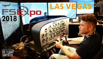 VLOG 14 Flight Sim Expo 2018 Weekend In Las Vegas