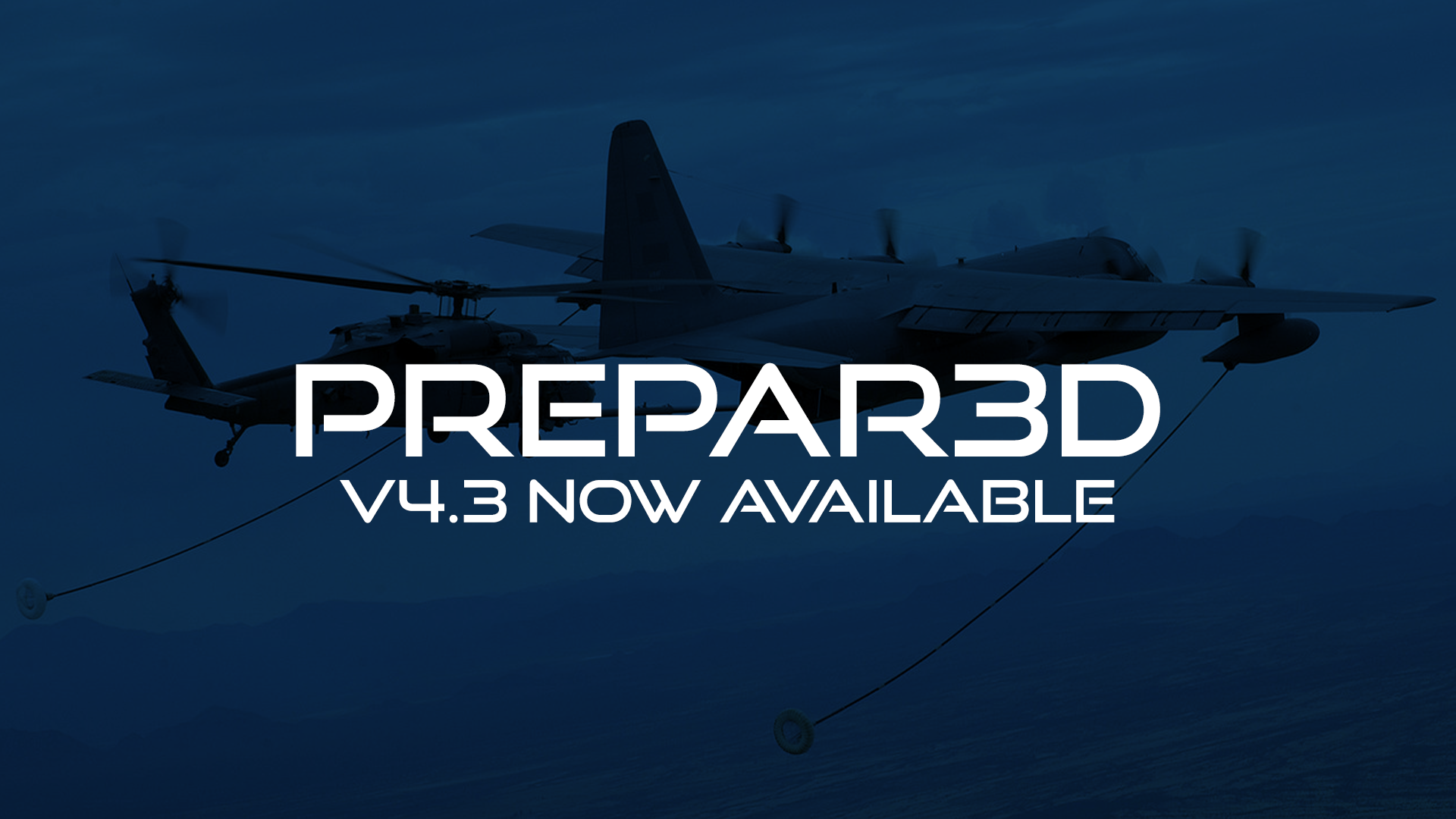 Lockheed Martin Release Prepar3D v4 3 – FSElite